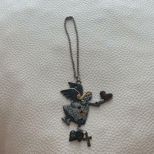 Ángel 😇 Key chain